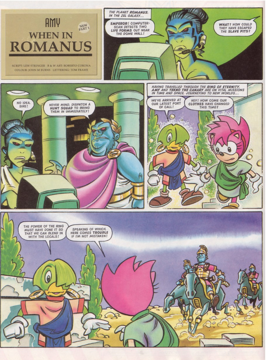 Sonic - The Comic Issue No. 143 Page 8