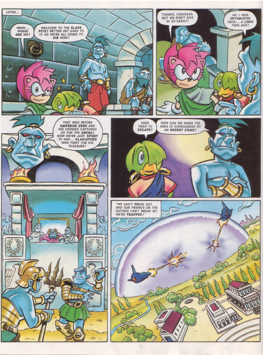 Sonic - The Comic Issue No. 143 Page 10