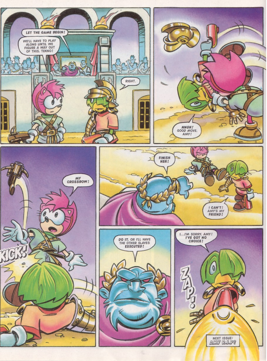 Sonic - The Comic Issue No. 143 Page 12