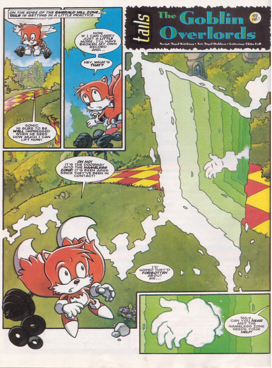 Sonic - The Comic Issue No. 143 Page 15