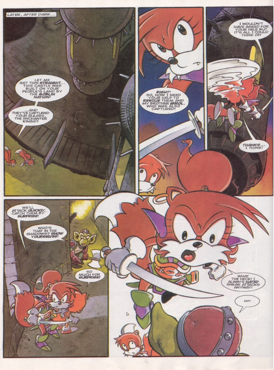 Sonic - The Comic Issue No. 143 Page 17