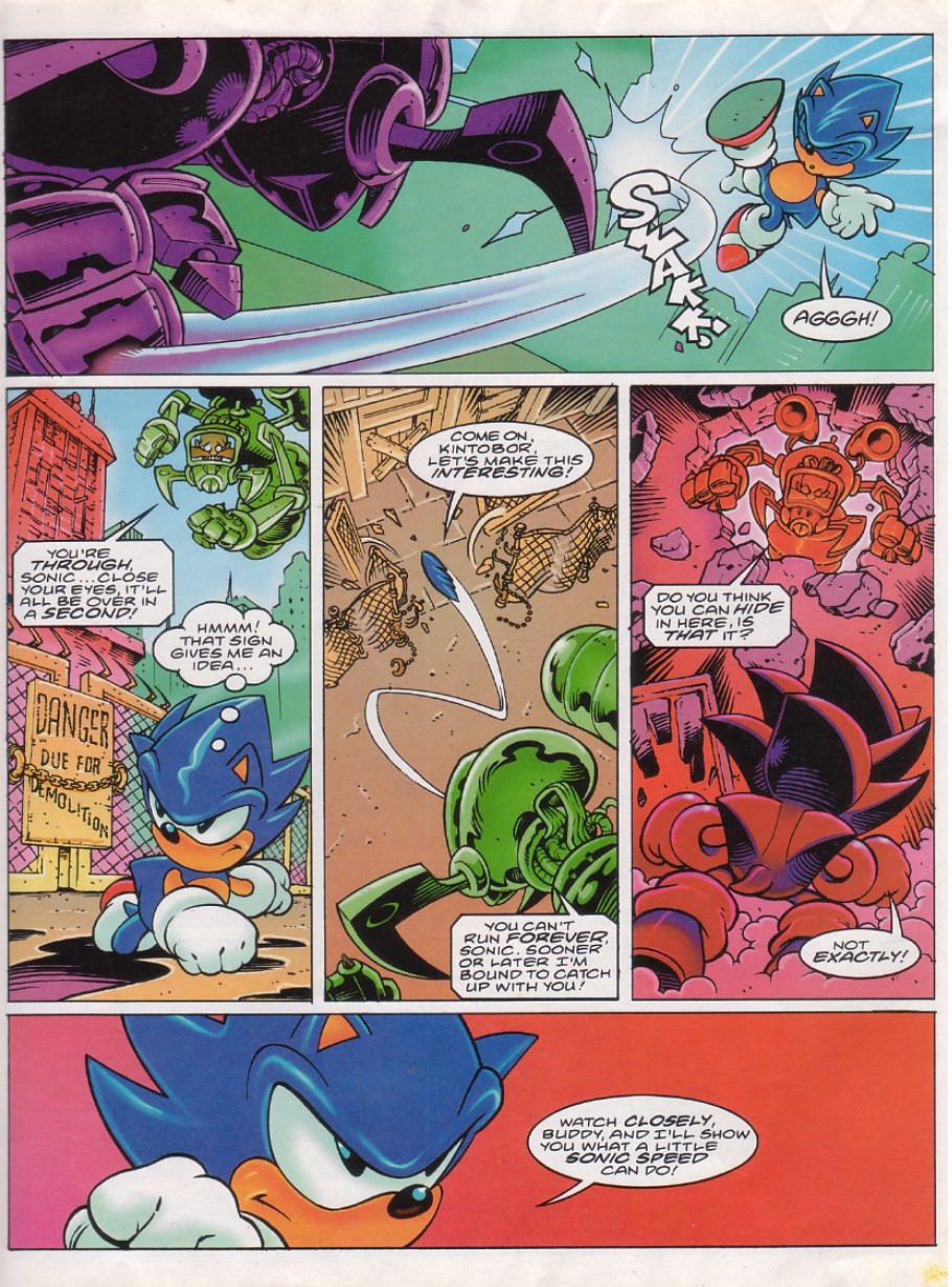 Sonic - The Comic Issue No. 144 Page 4