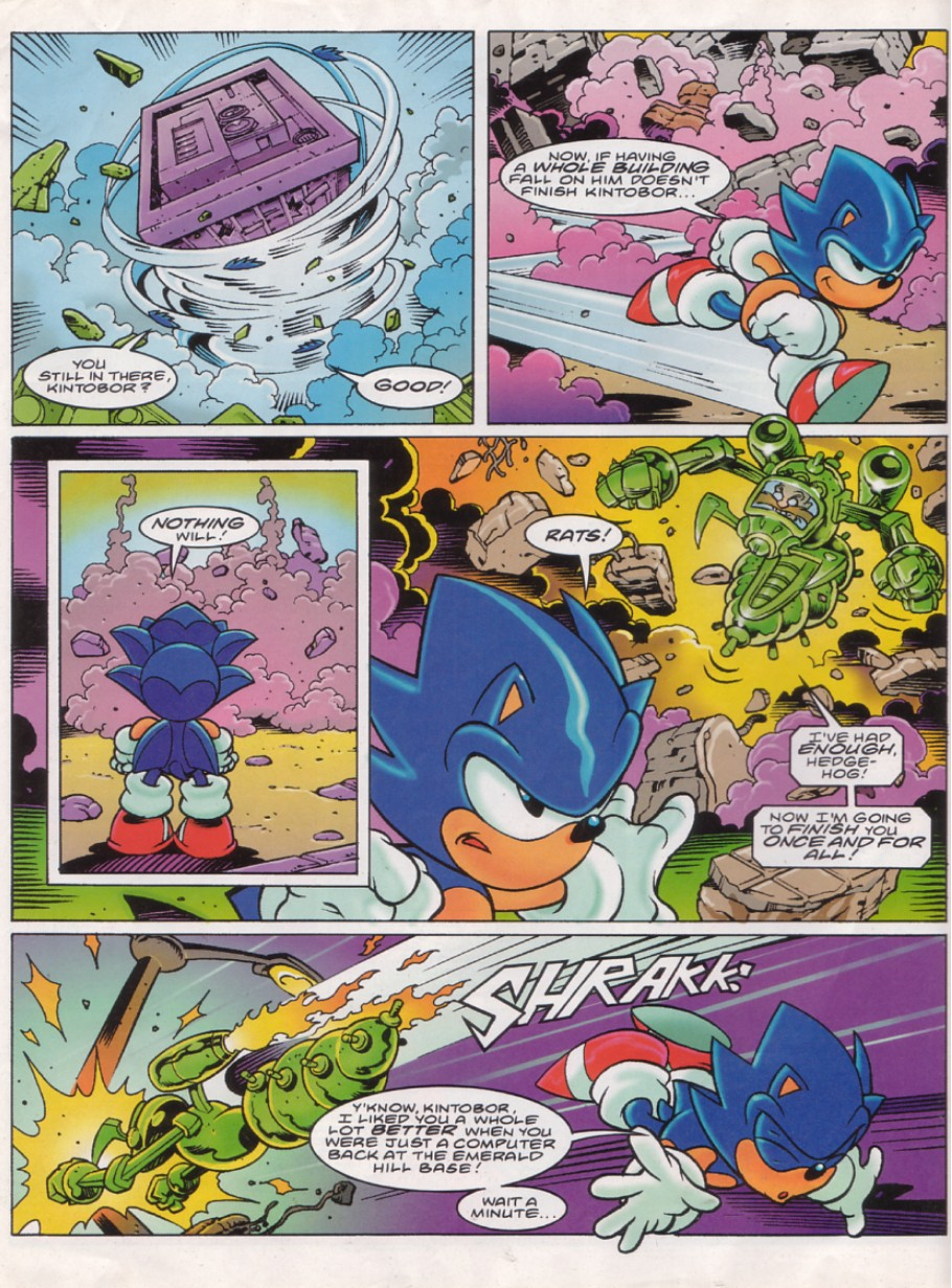 Sonic - The Comic Issue No. 144 Page 5