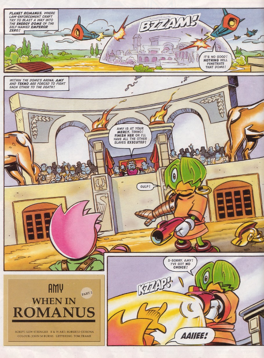 Sonic - The Comic Issue No. 144 Page 8