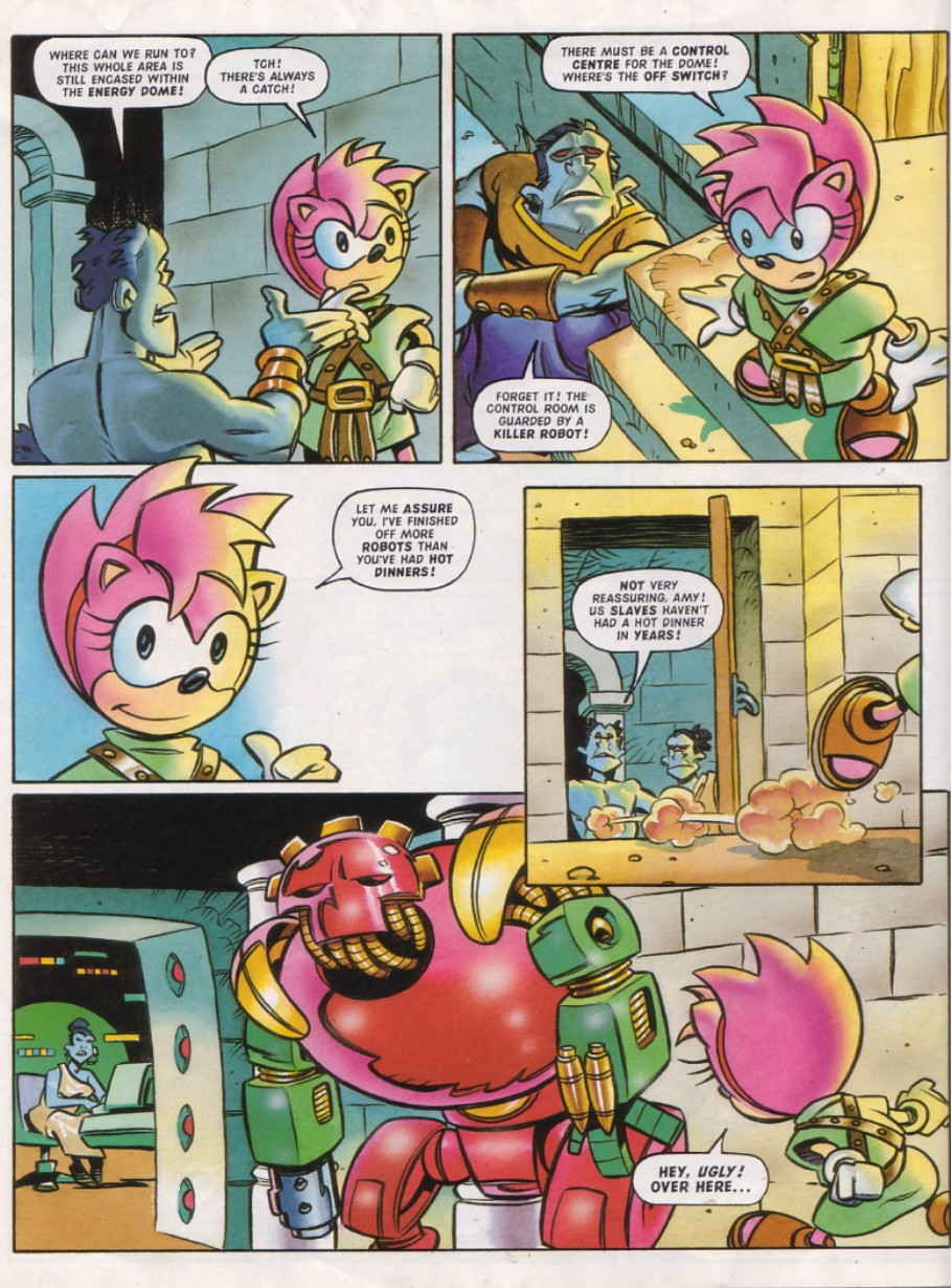 Sonic - The Comic Issue No. 144 Page 10