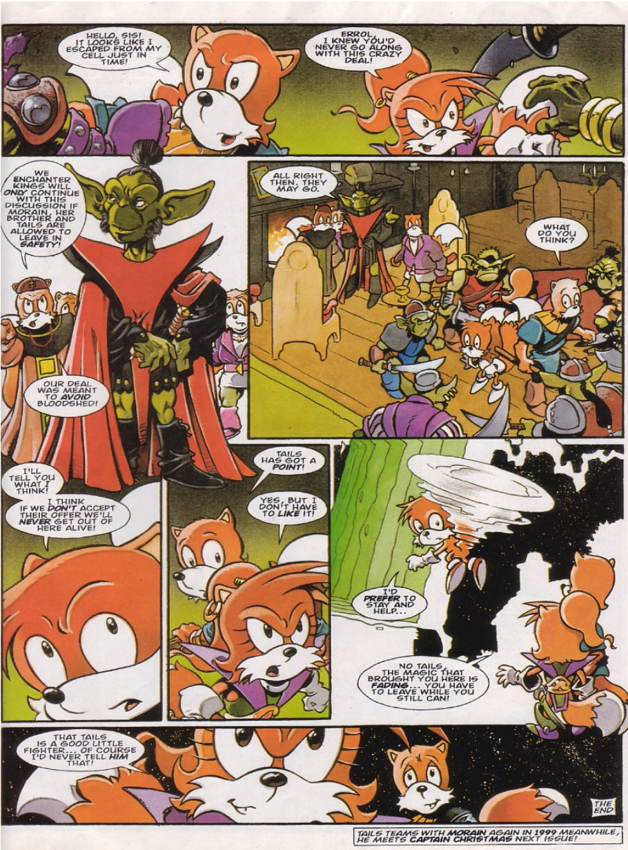 Sonic - The Comic Issue No. 144 Page 19