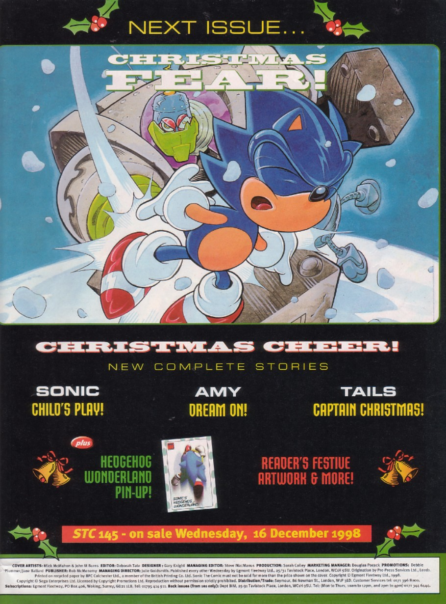 Sonic - The Comic Issue No. 144 Page 21