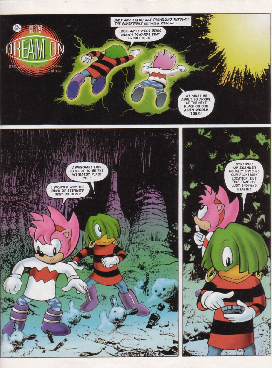 Sonic - The Comic Issue No. 145 Page 8