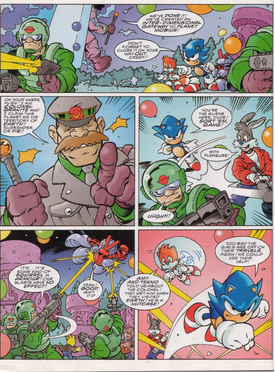 Sonic - The Comic Issue No. 146 Page 3