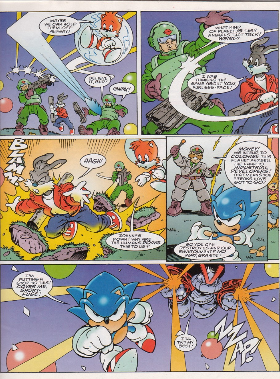 Sonic - The Comic Issue No. 146 Page 4