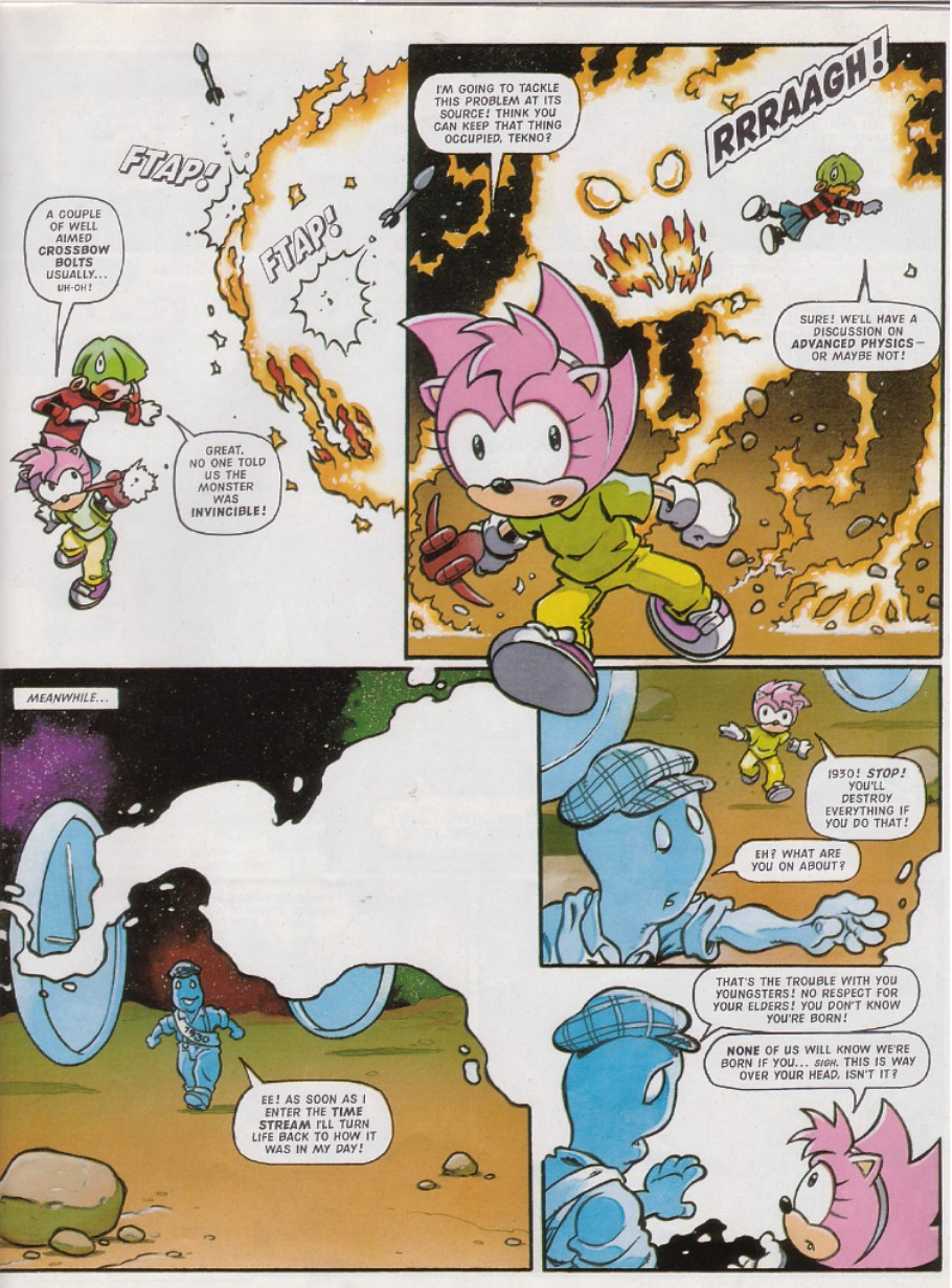 Sonic - The Comic Issue No. 146 Page 11