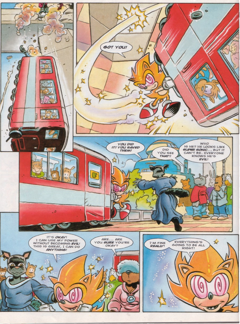 Sonic - The Comic Issue No. 146 Page 16