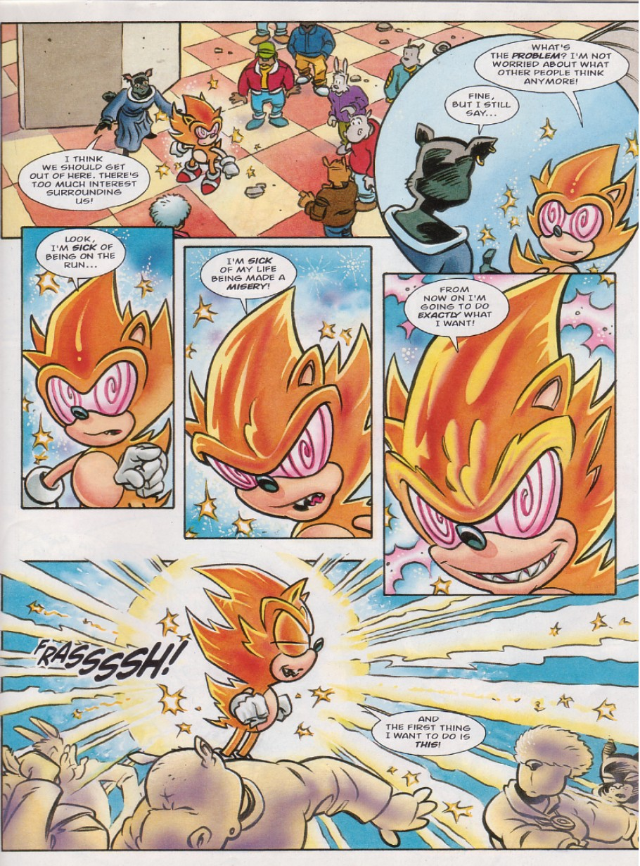 Sonic - The Comic Issue No. 146 Page 17