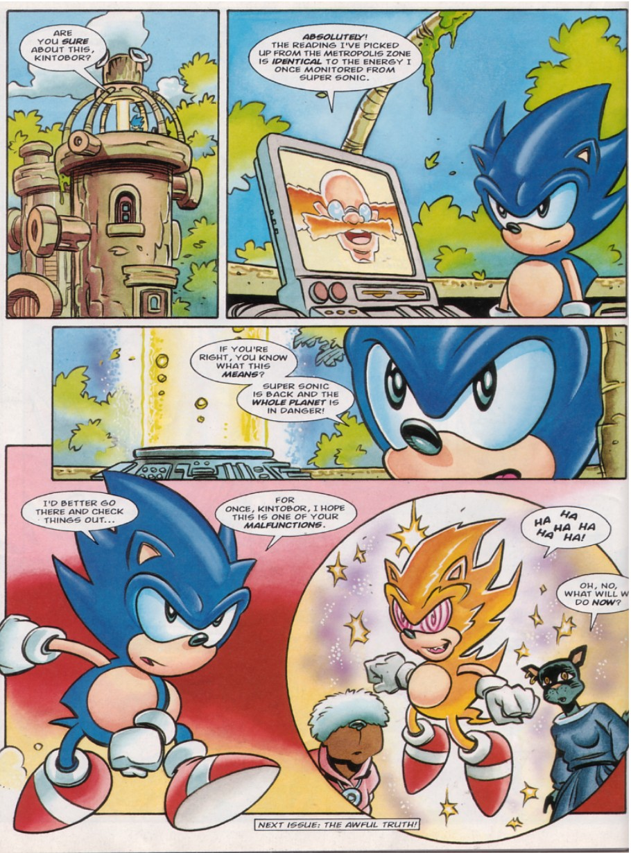 Sonic - The Comic Issue No. 146 Page 18