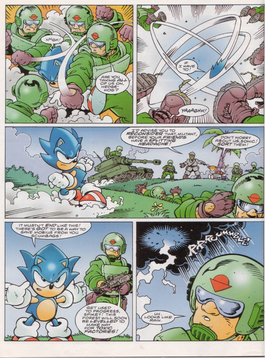 Sonic - The Comic Issue No. 147 Page 5