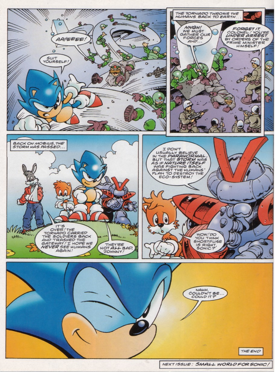 Sonic - The Comic Issue No. 147 Page 7