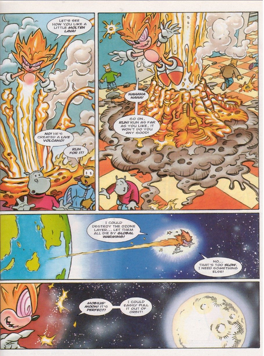 Sonic - The Comic Issue No. 147 Page 17
