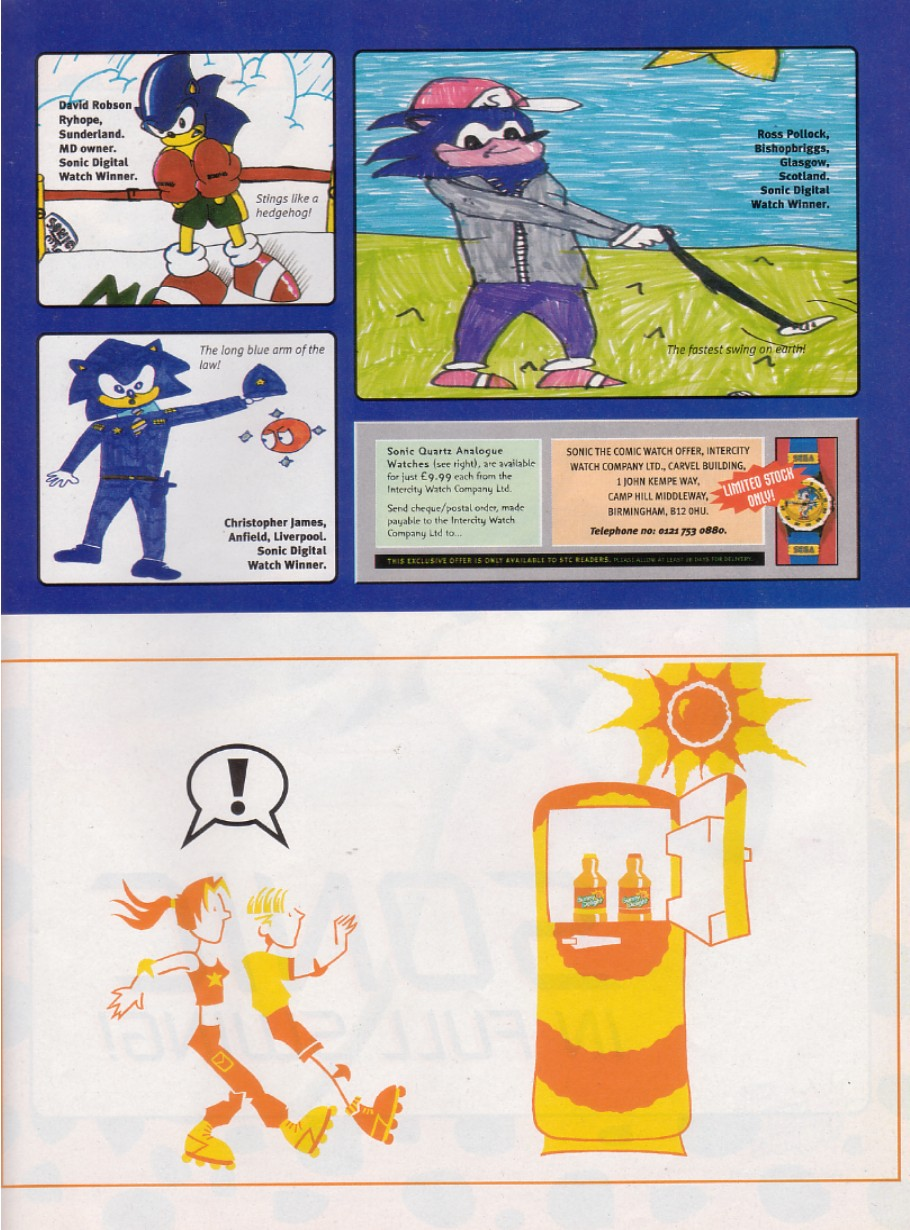 Sonic - The Comic Issue No. 147 Page 20