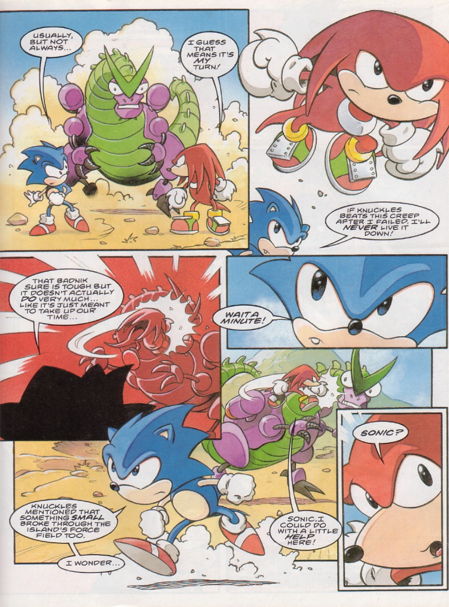 Sonic - The Comic Issue No. 148 Page 4