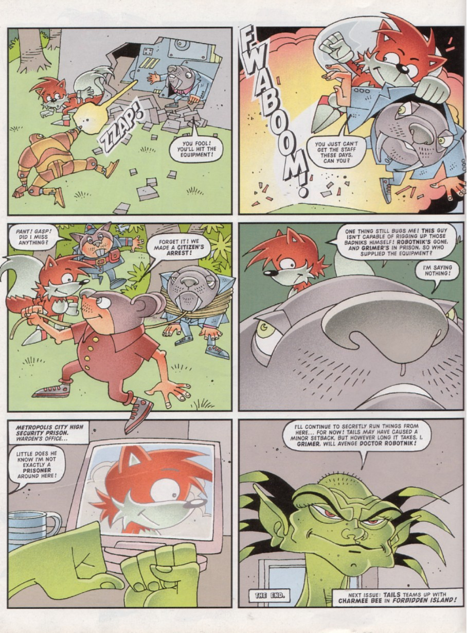 Sonic - The Comic Issue No. 148 Page 12