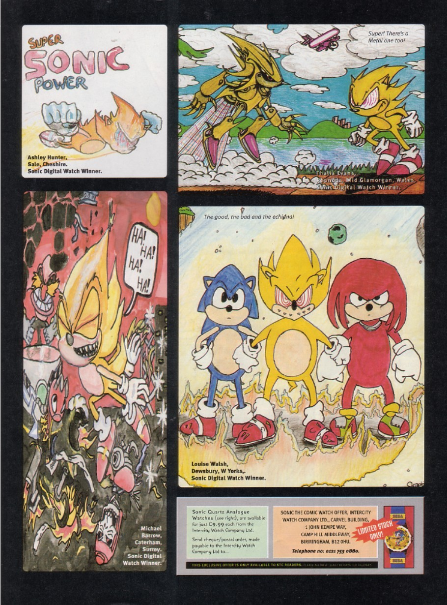 Sonic - The Comic Issue No. 148 Page 20