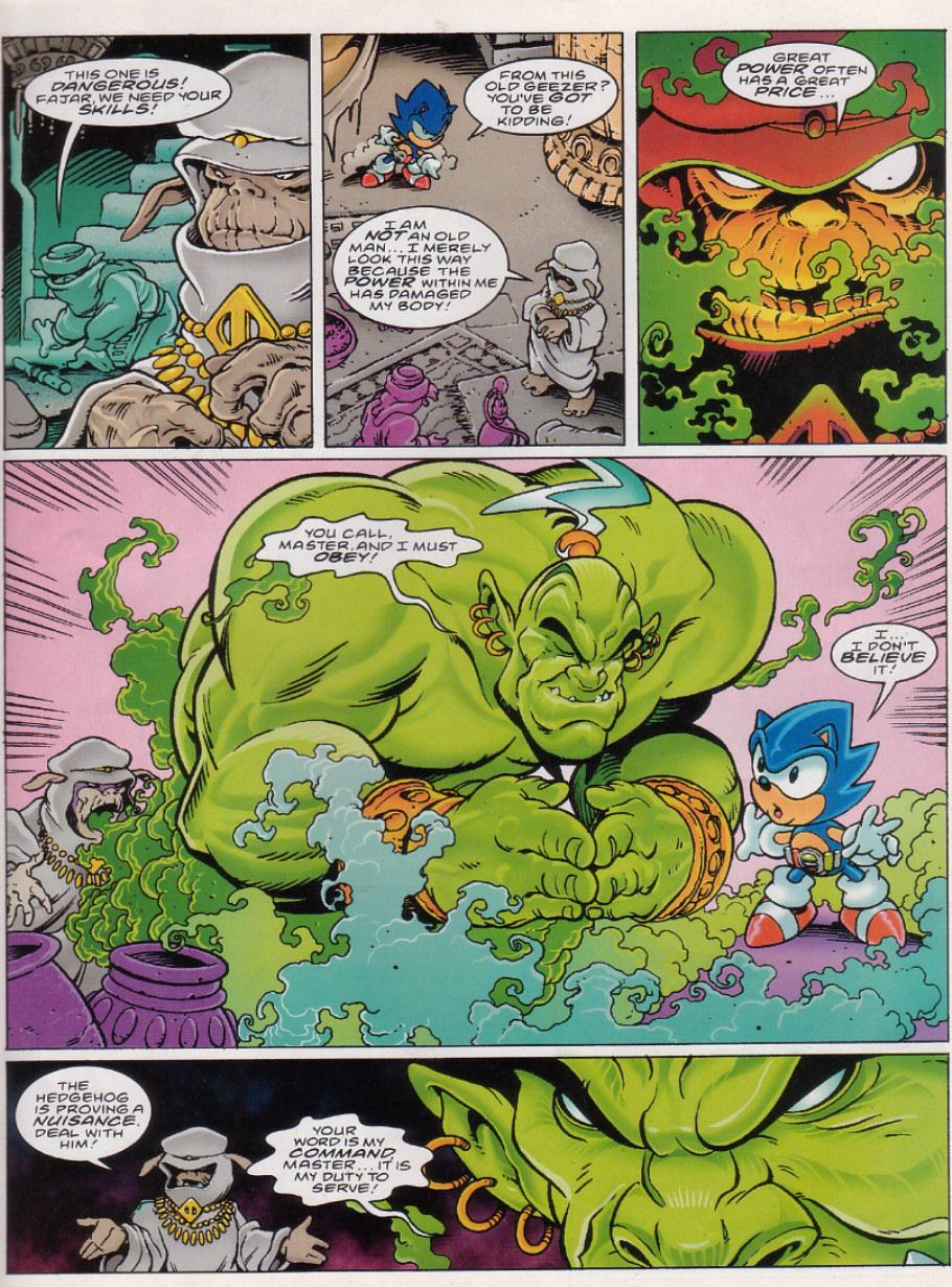 Sonic - The Comic Issue No. 149 Page 4