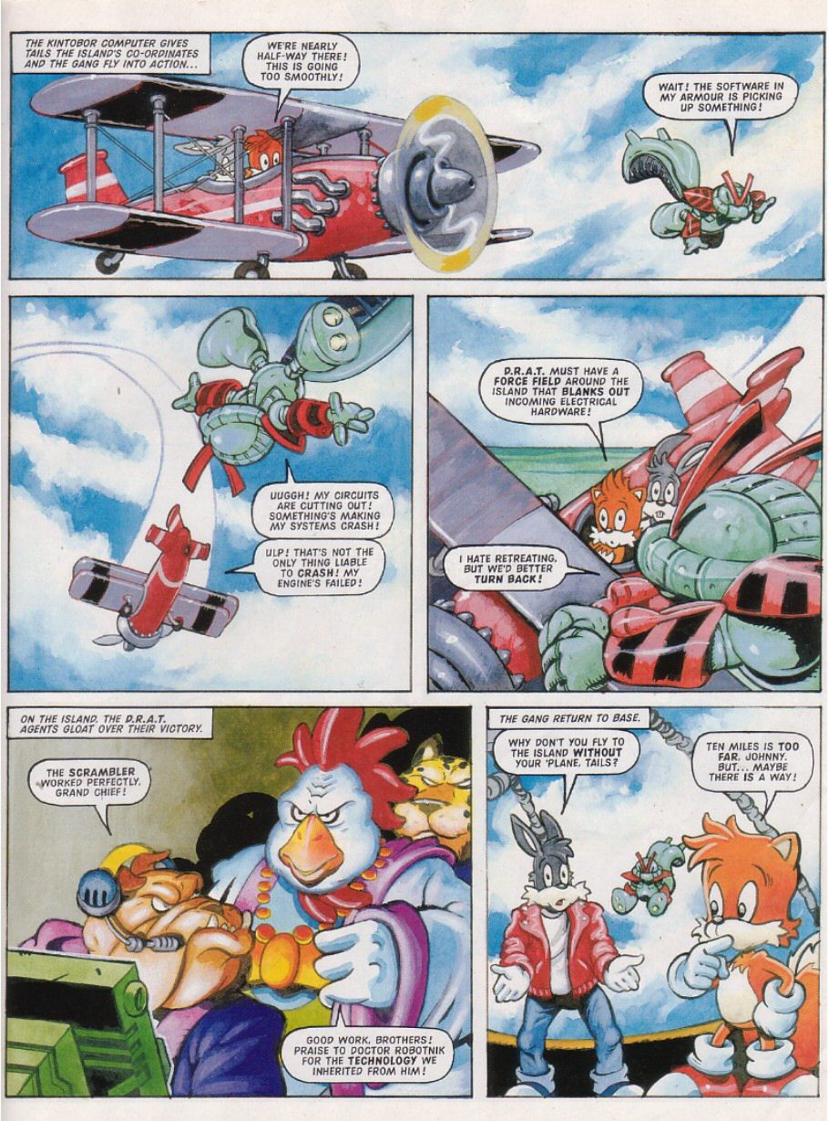 Sonic - The Comic Issue No. 149 Page 16