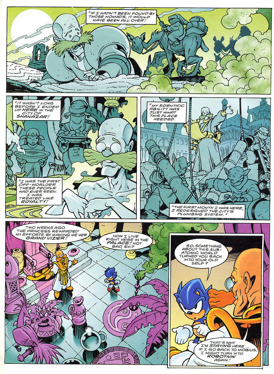 Sonic - The Comic Issue No. 150 Page 3