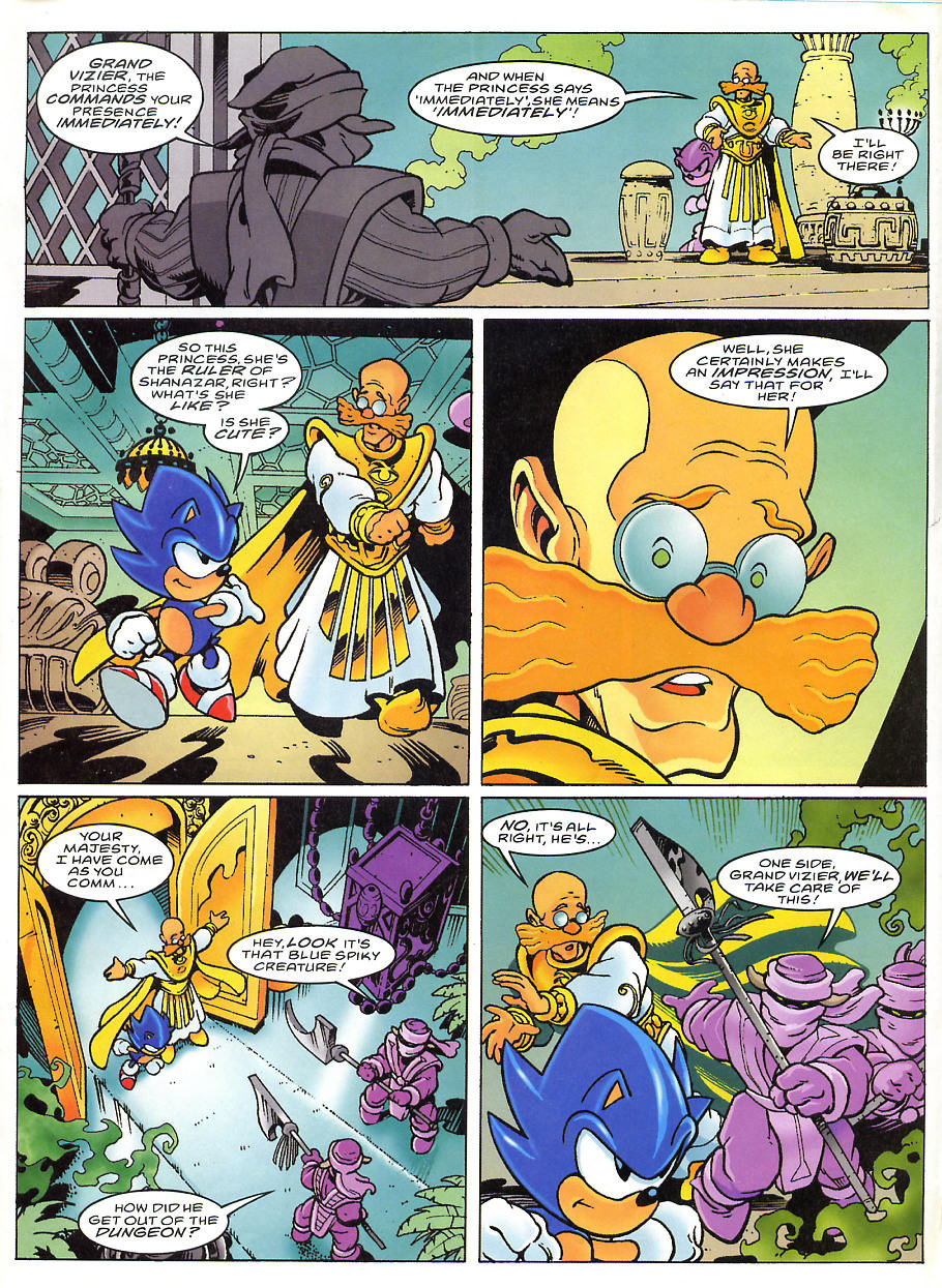 Sonic - The Comic Issue No. 150 Page 4