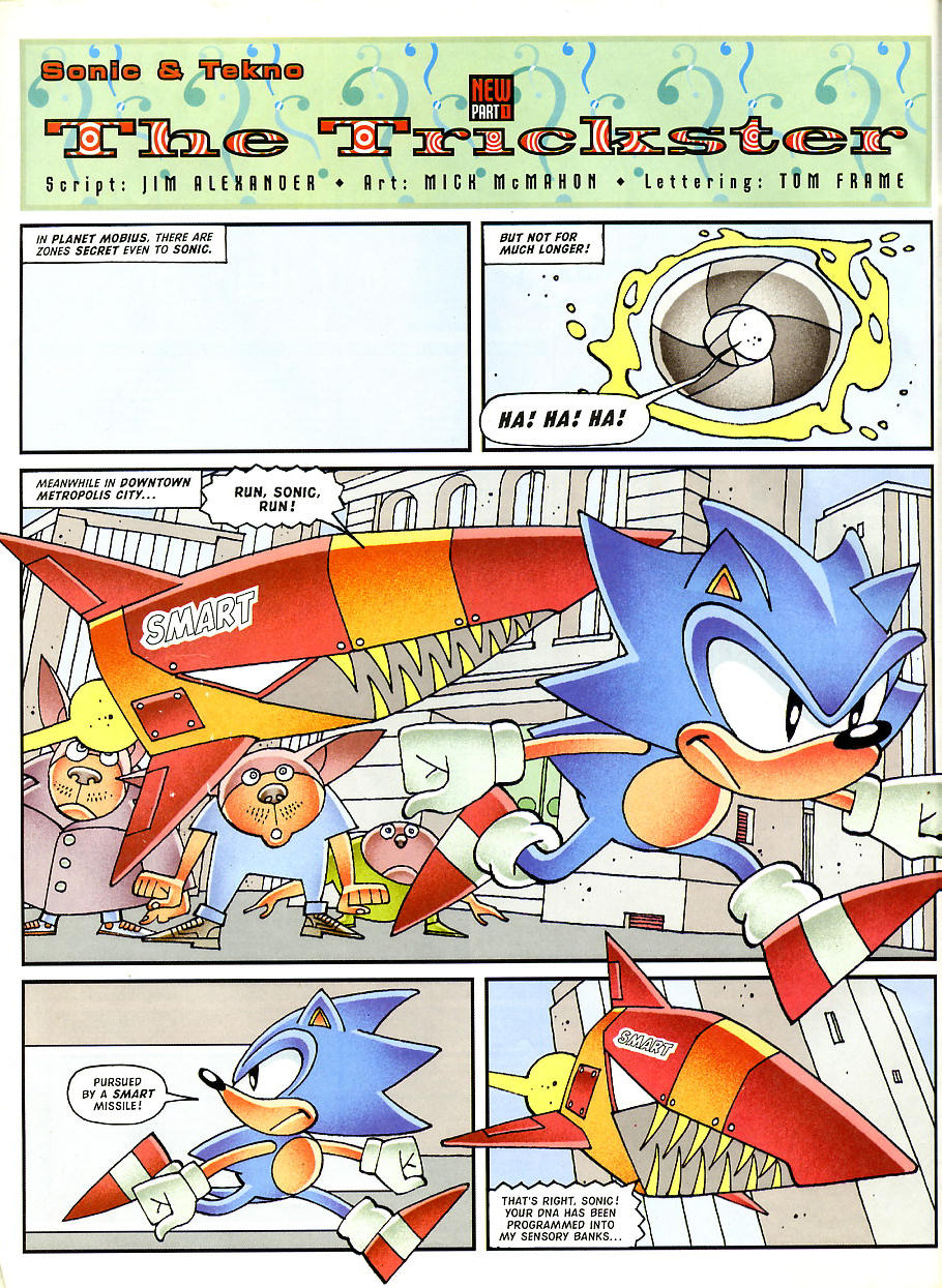 Sonic - The Comic Issue No. 150 Page 8