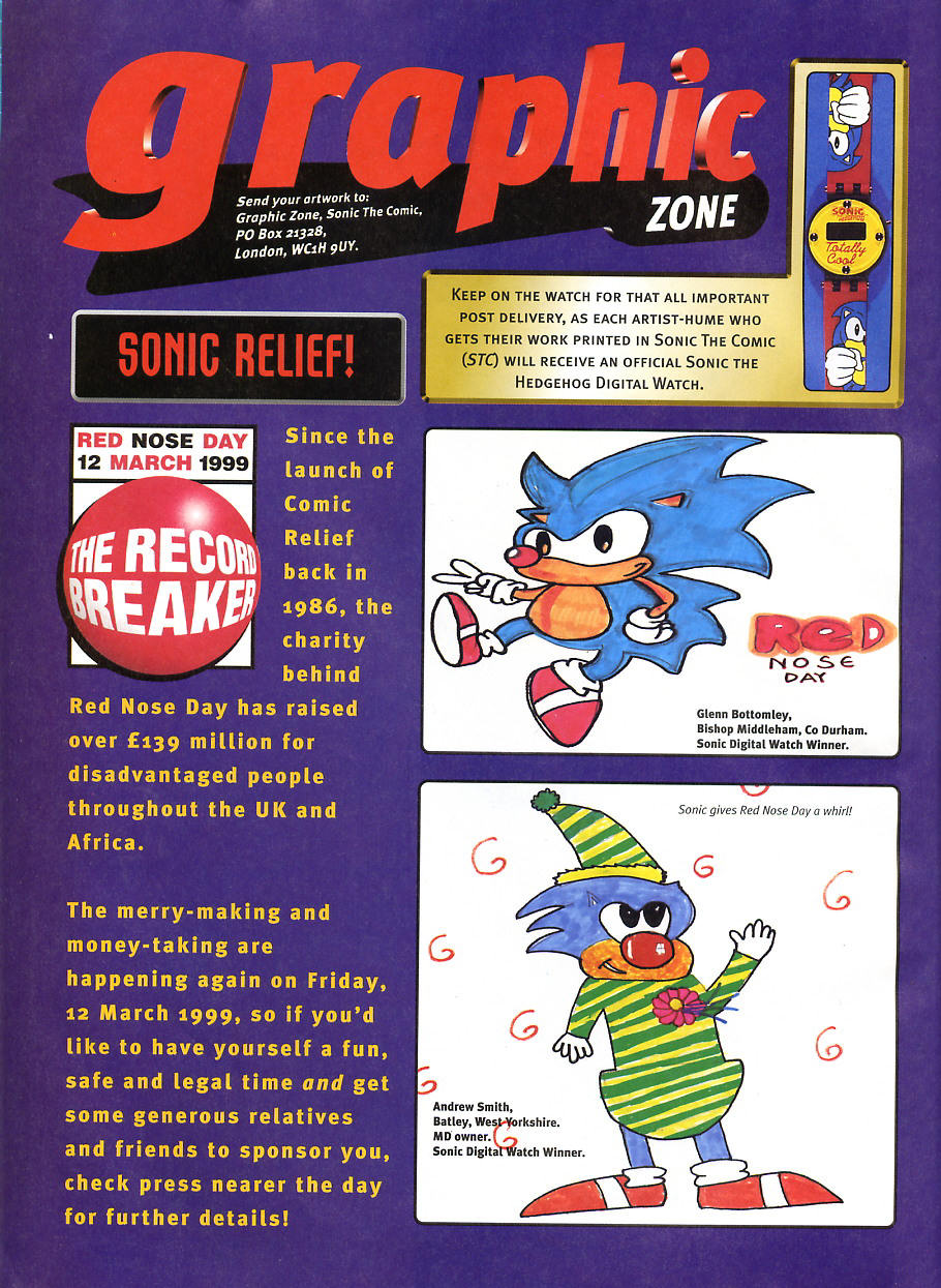 Sonic - The Comic Issue No. 150 Page 13