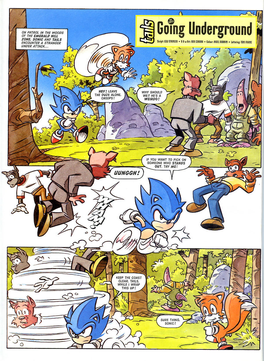 Sonic - The Comic Issue No. 150 Page 15