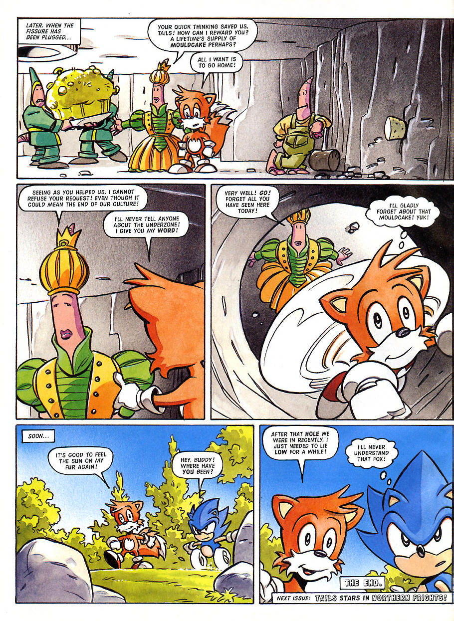 Sonic - The Comic Issue No. 150 Page 19