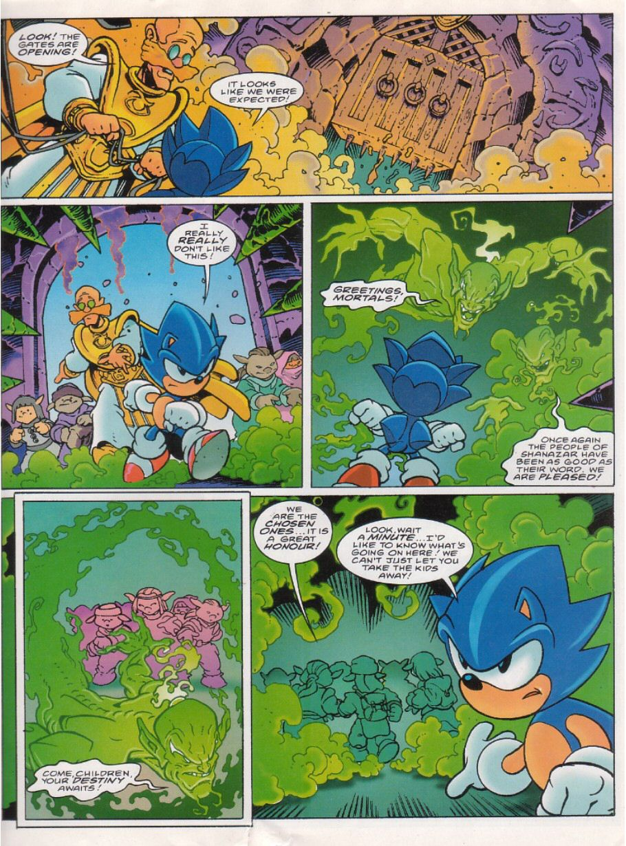 Sonic - The Comic Issue No. 151 Page 4