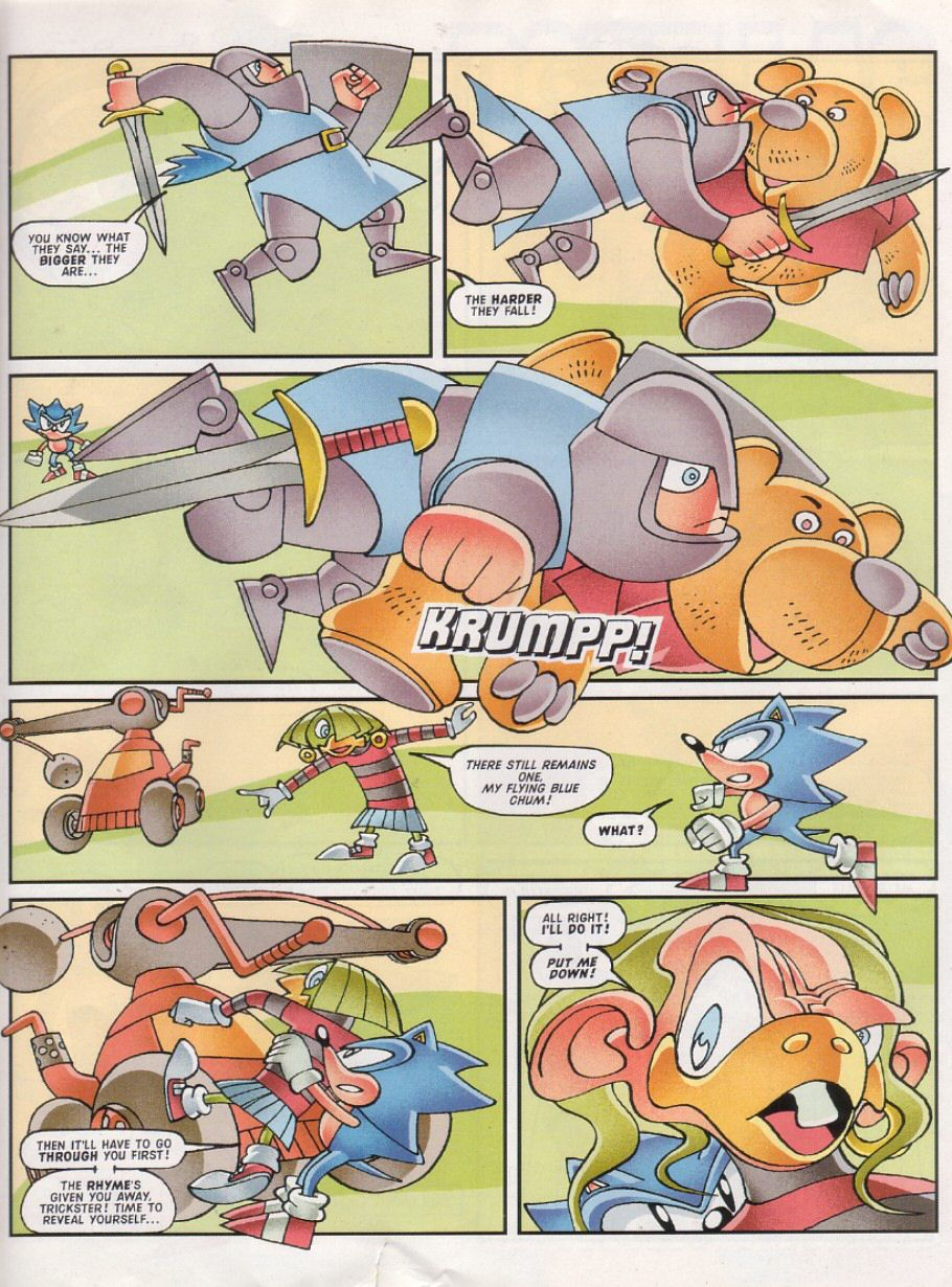Sonic - The Comic Issue No. 151 Page 11