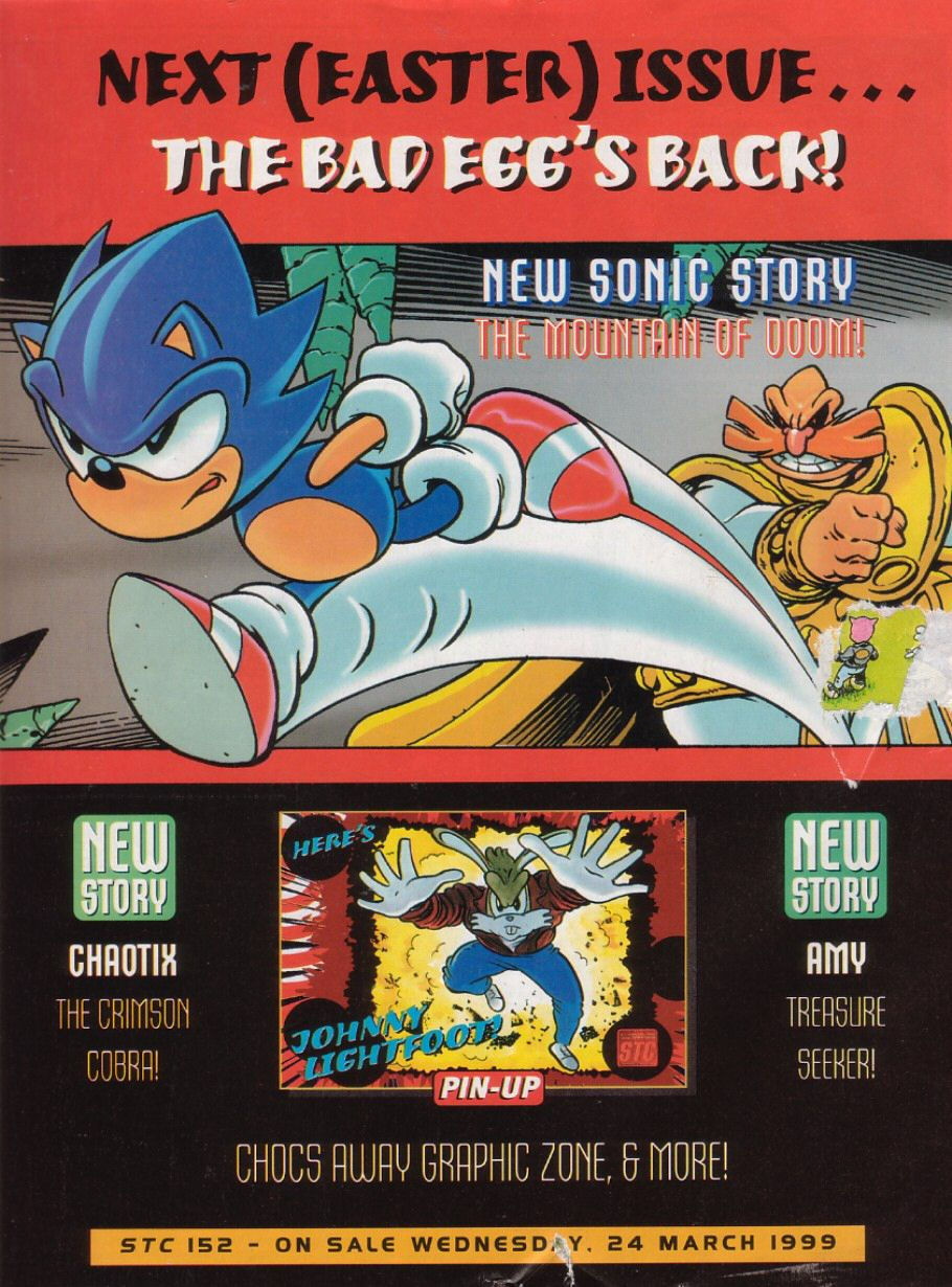 Sonic - The Comic Issue No. 151 Page 20