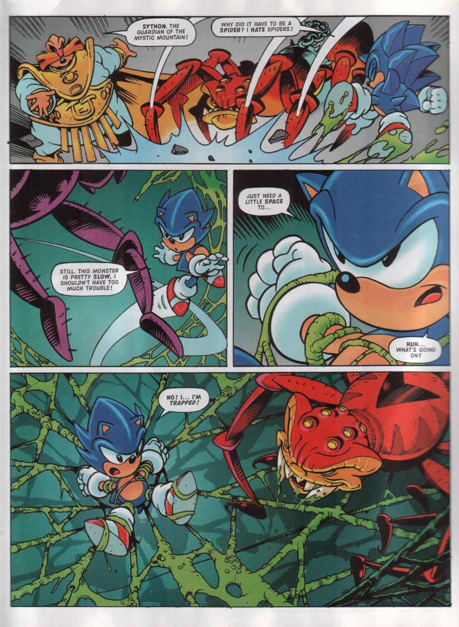 Sonic - The Comic Issue No. 152 Page 4