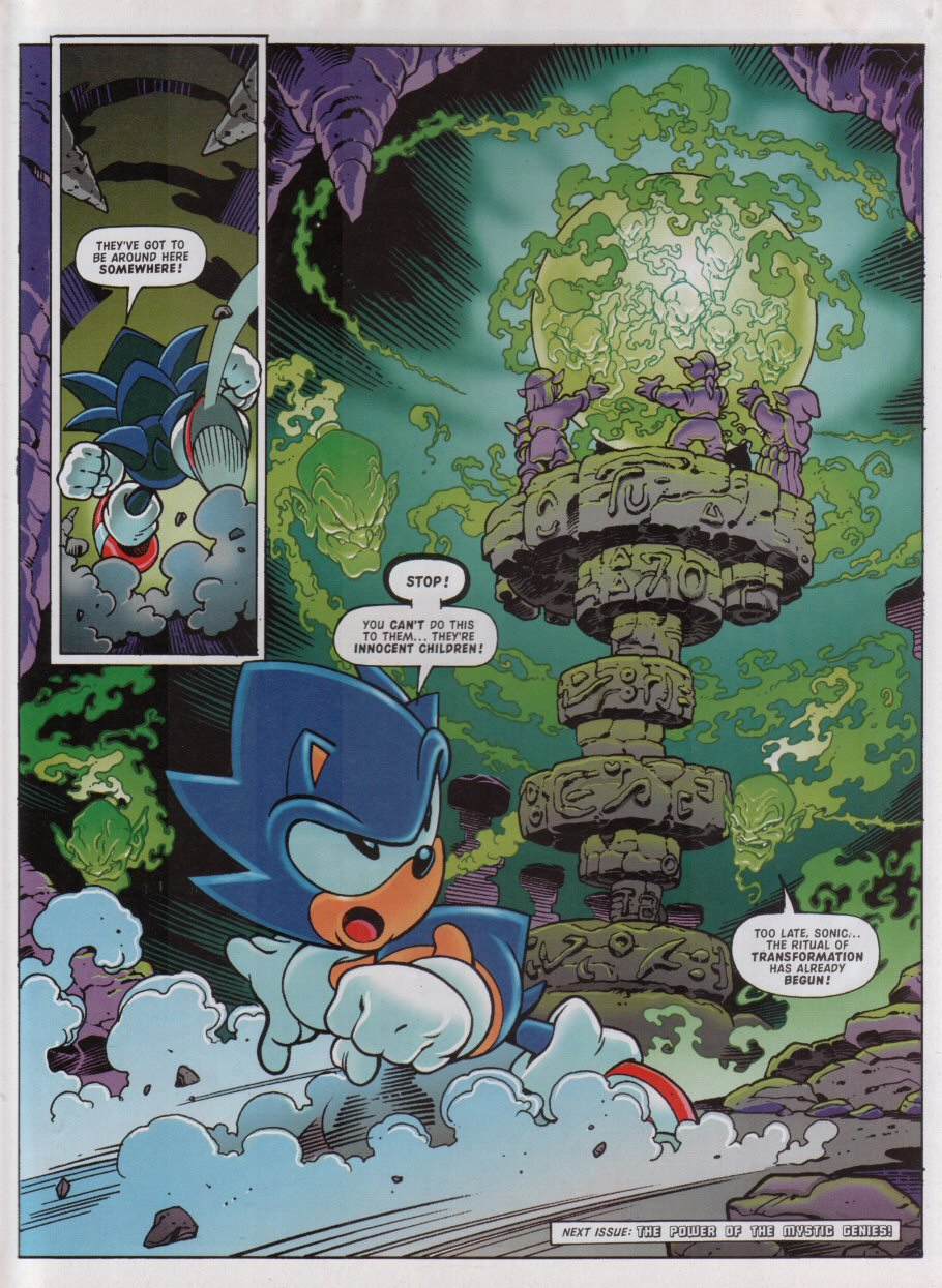 Sonic - The Comic Issue No. 152 Page 7