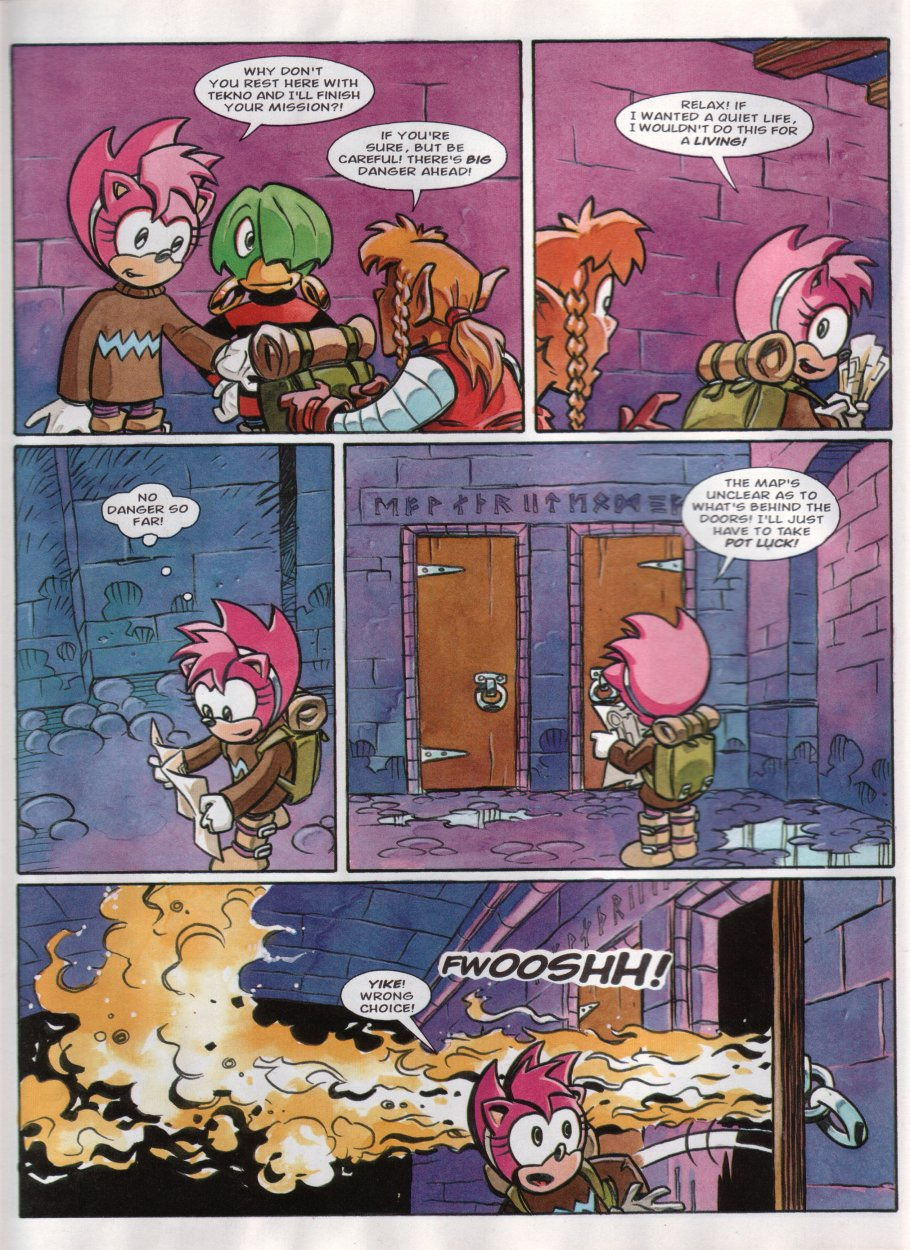 Sonic - The Comic Issue No. 152 Page 10