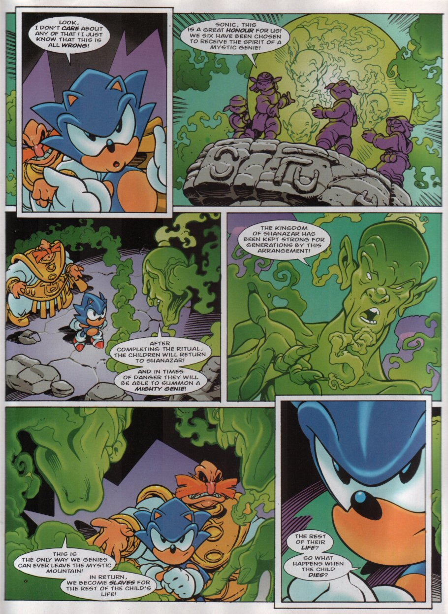 Sonic - The Comic Issue No. 153 Page 2