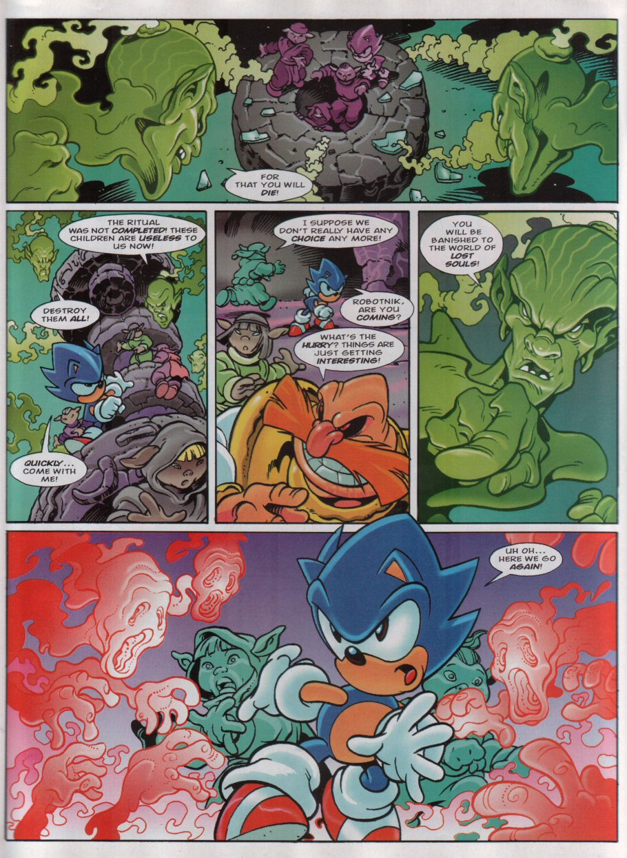 Sonic - The Comic Issue No. 153 Page 4