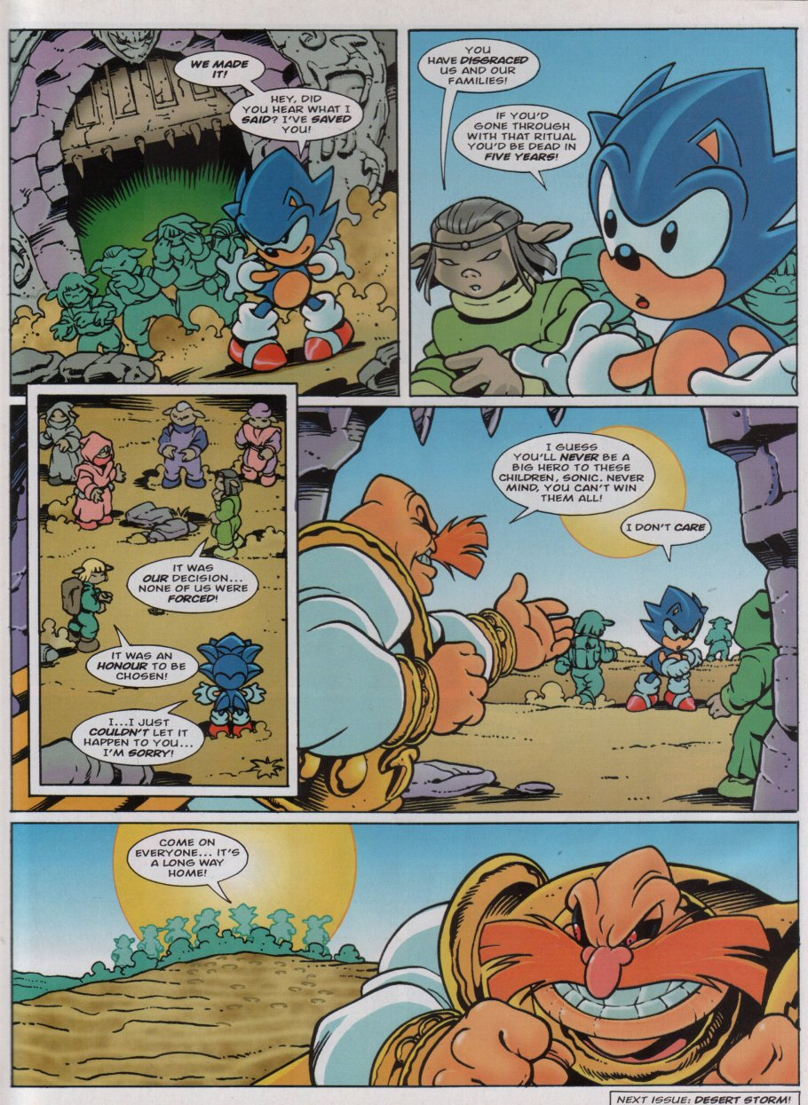 Sonic - The Comic Issue No. 153 Page 7