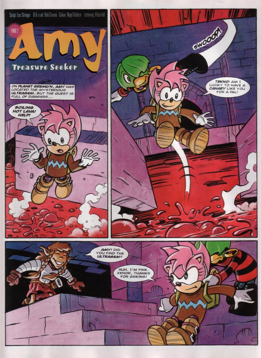Sonic - The Comic Issue No. 153 Page 8