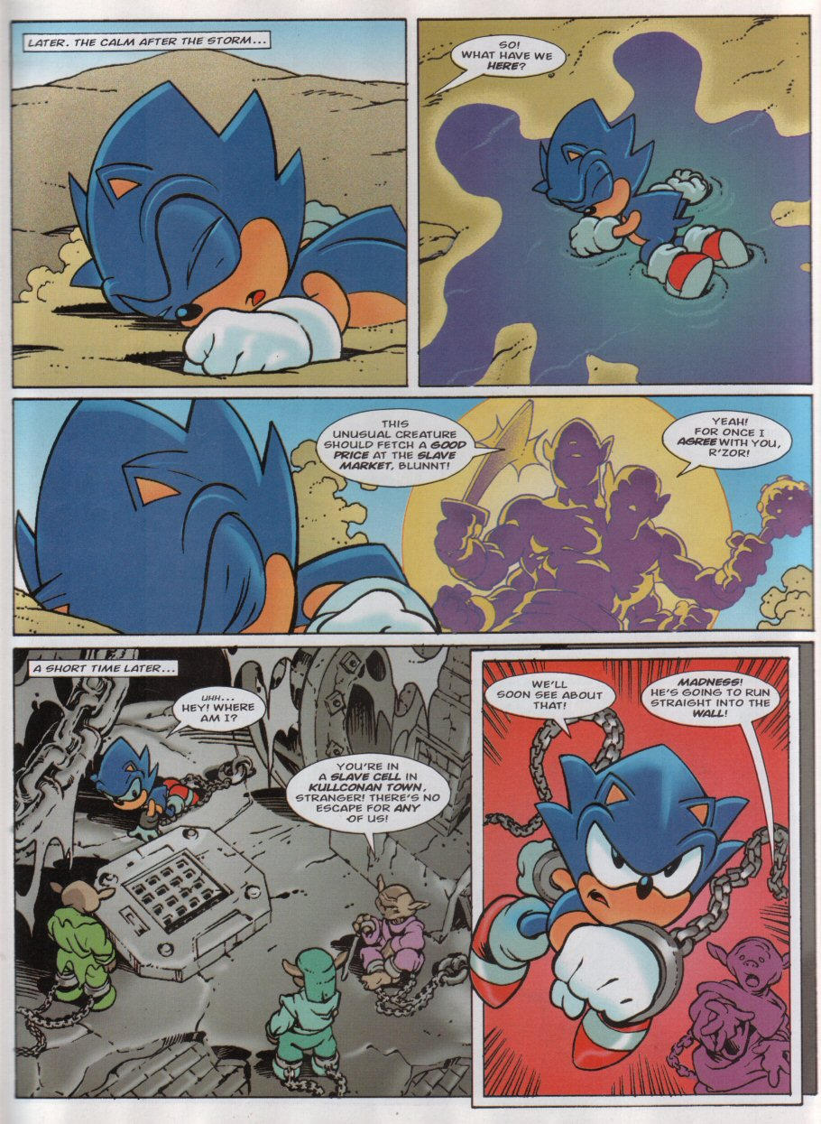 Sonic - The Comic Issue No. 154 Page 2