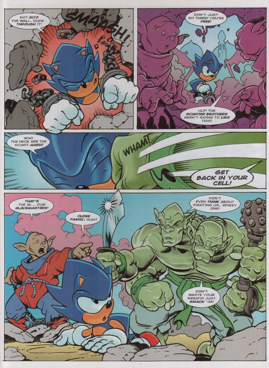 Sonic - The Comic Issue No. 154 Page 3