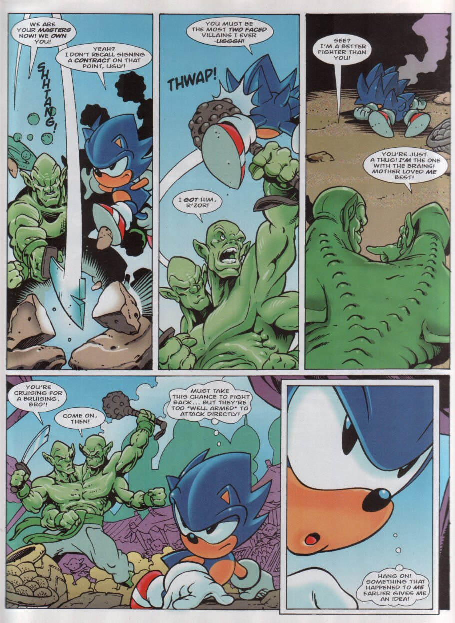 Sonic - The Comic Issue No. 154 Page 4