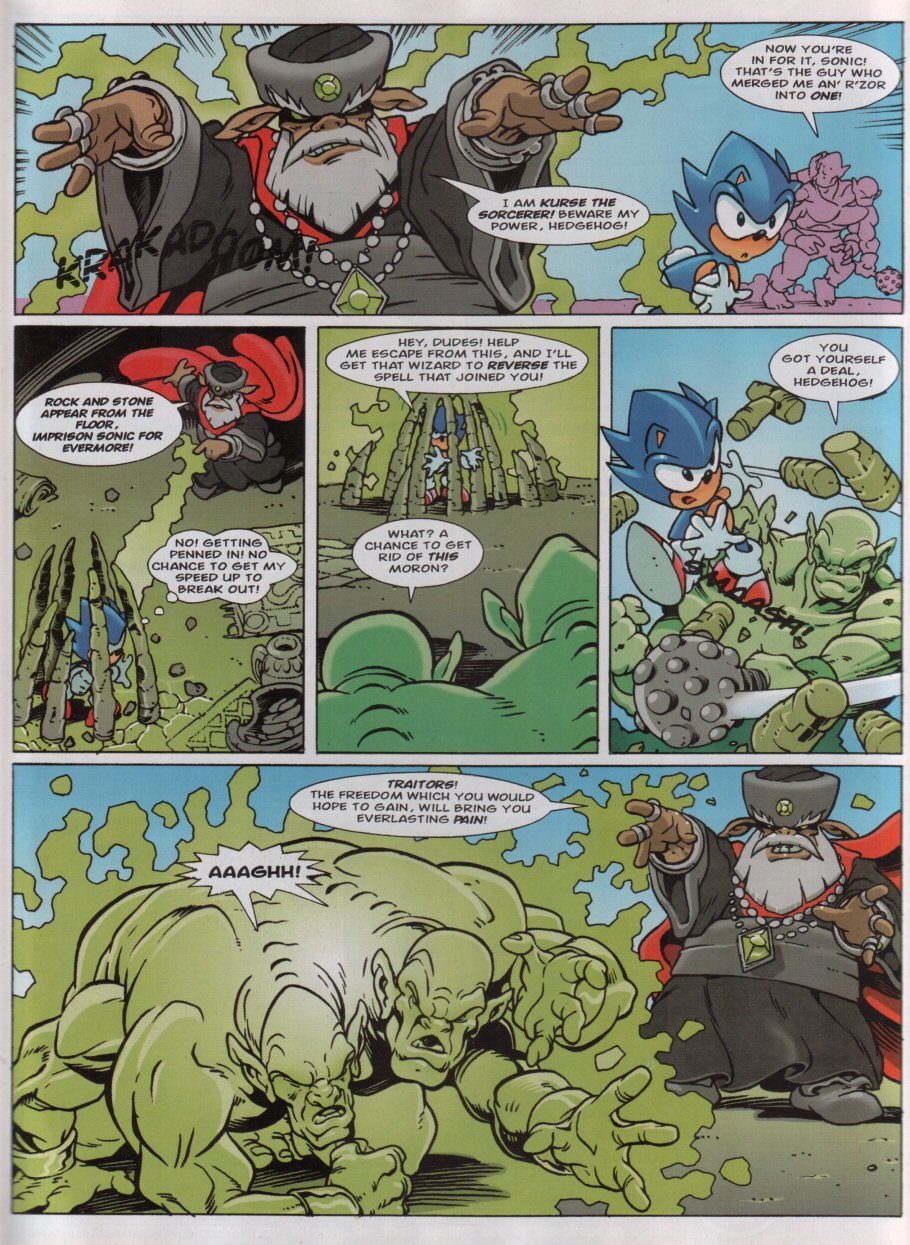 Sonic - The Comic Issue No. 154 Page 6
