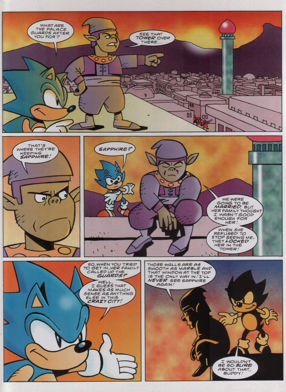 Sonic - The Comic Issue No. 155 Page 3