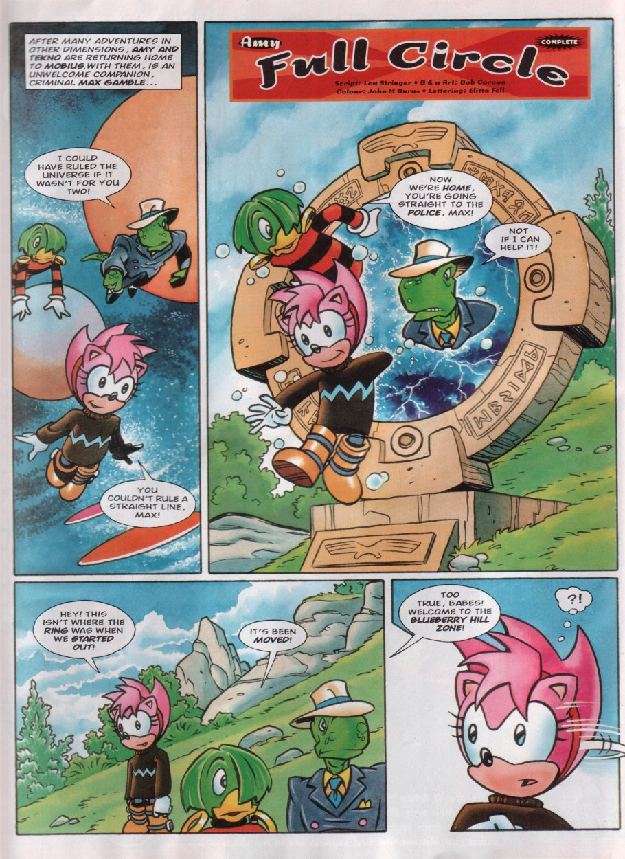 Sonic - The Comic Issue No. 156 Page 8