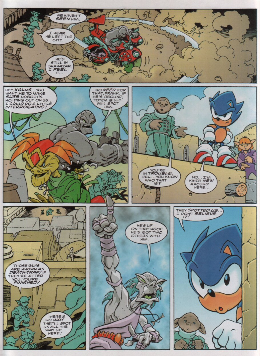 Sonic - The Comic Issue No. 157 Page 4